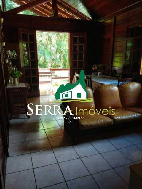 SERRA IMÓVEIS - Casa em Condomínio 3 quartos à venda Limoeiro, Guapimirim - R$ 650.000 - SICN30031 - 11