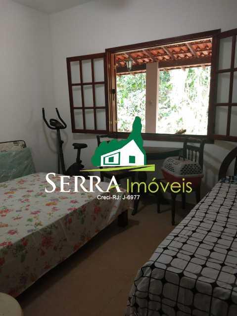 SERRA IMÓVEIS - Casa 3 quartos à venda Caneca Fina, Guapimirim - R$ 450.000 - SICA30034 - 6