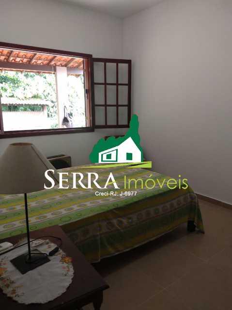 SERRA IMÓVEIS - Casa 3 quartos à venda Caneca Fina, Guapimirim - R$ 450.000 - SICA30034 - 7