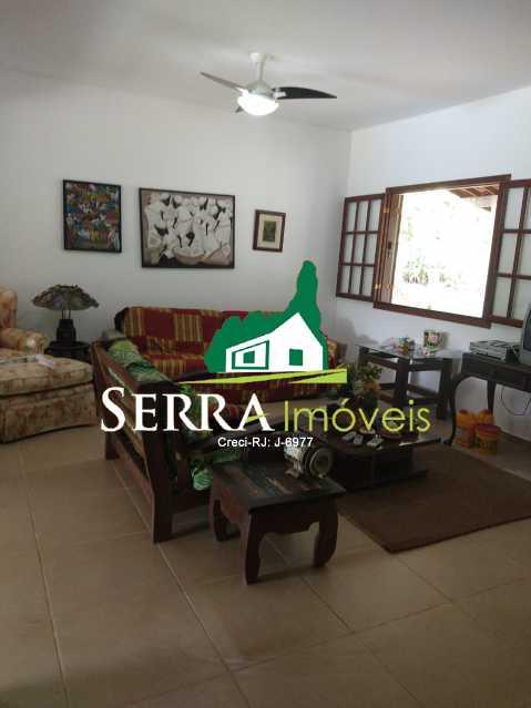SERRA IMÓVEIS - Casa 3 quartos à venda Caneca Fina, Guapimirim - R$ 450.000 - SICA30034 - 4