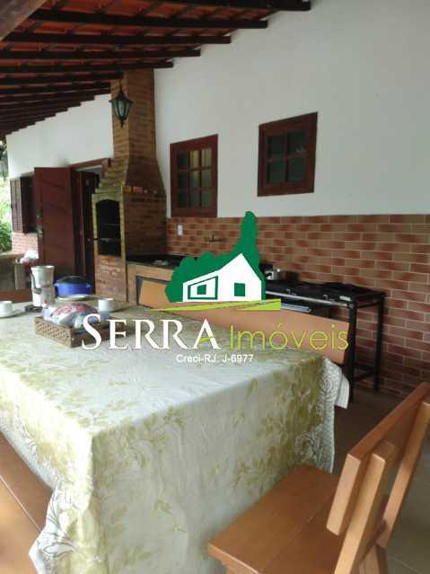 SERRA IMÓVEIS - Casa 3 quartos à venda Caneca Fina, Guapimirim - R$ 450.000 - SICA30034 - 16