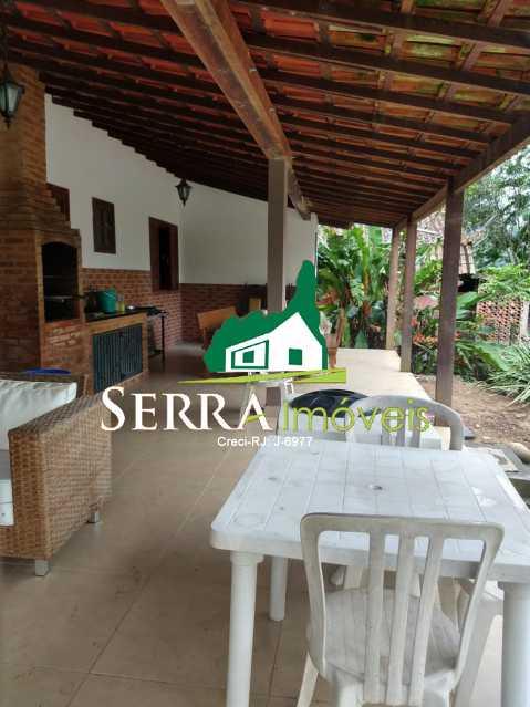 SERRA IMÓVEIS - Casa 3 quartos à venda Caneca Fina, Guapimirim - R$ 450.000 - SICA30034 - 17