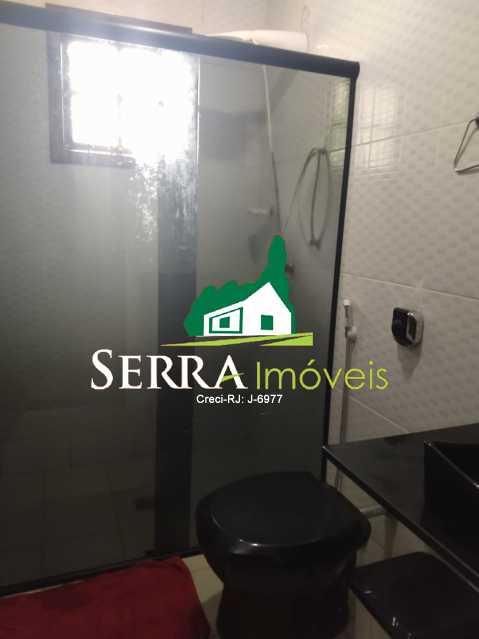 SERRA IMÓVEIS - Casa 3 quartos à venda Caneca Fina, Guapimirim - R$ 450.000 - SICA30034 - 14