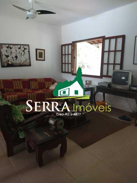 SERRA IMÓVEIS - Casa 3 quartos à venda Caneca Fina, Guapimirim - R$ 450.000 - SICA30034 - 5