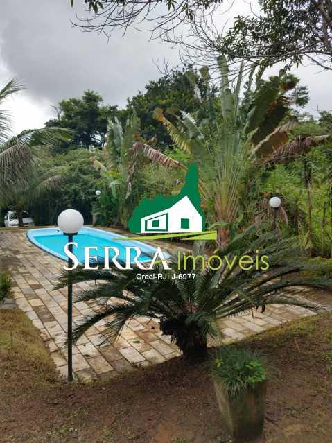 SERRA IMÓVEIS - Casa 3 quartos à venda Caneca Fina, Guapimirim - R$ 450.000 - SICA30034 - 20