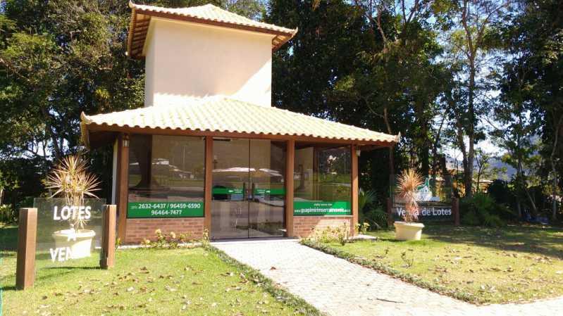 STAND DE VENDAS - Terreno à venda Cotia, Guapimirim - SIMF00002 - 11