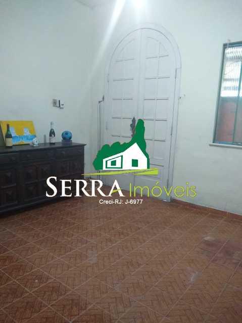 SERRA IMÓVEIS - Casa 3 quartos à venda Parada Ideal, Guapimirim - R$ 330.000 - SICA30035 - 5