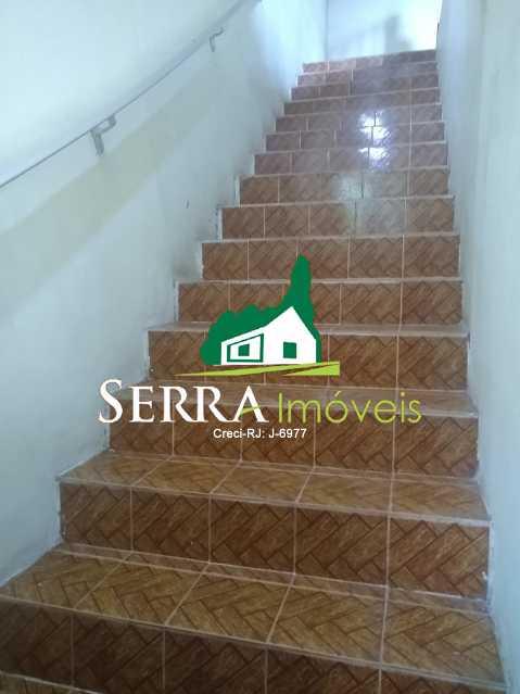 SERRA IMÓVEIS - Casa 3 quartos à venda Parada Ideal, Guapimirim - R$ 330.000 - SICA30035 - 8