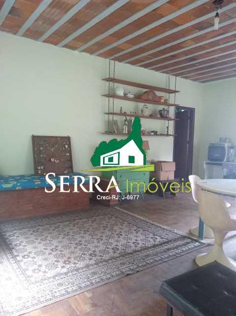 SERRA IMÓVEIS - Casa 3 quartos à venda Parada Ideal, Guapimirim - R$ 330.000 - SICA30035 - 3