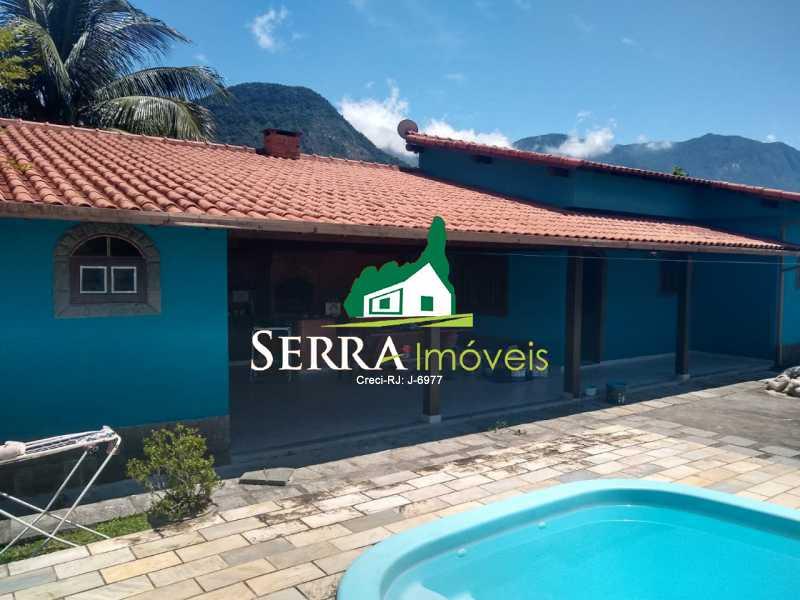 SERRA IMÓVEIS - Casa em Condomínio 4 quartos à venda Cotia, Guapimirim - R$ 480.000 - SICN40025 - 22