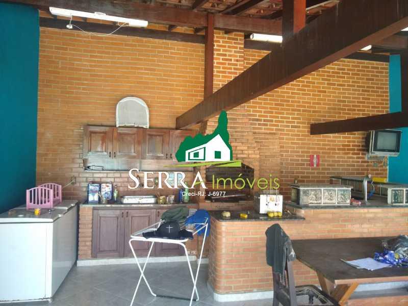 SERRA IMÓVEIS - Casa em Condomínio 4 quartos à venda Cotia, Guapimirim - R$ 480.000 - SICN40025 - 29