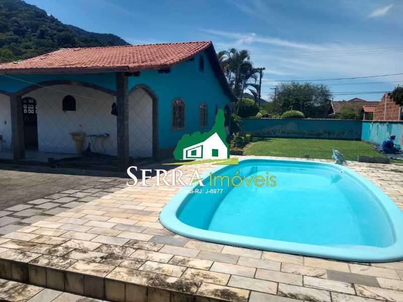 SERRA IMÓVEIS - Casa em Condomínio 4 quartos à venda Cotia, Guapimirim - R$ 480.000 - SICN40025 - 21