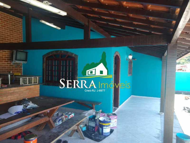 SERRA IMÓVEIS - Casa em Condomínio 4 quartos à venda Cotia, Guapimirim - R$ 480.000 - SICN40025 - 28