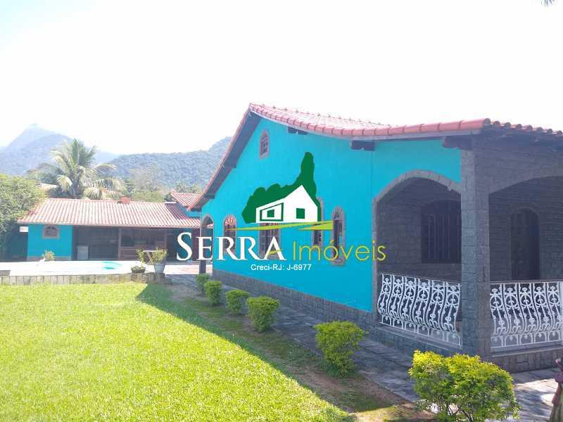 SERRA IMÓVEIS - Casa em Condomínio 4 quartos à venda Cotia, Guapimirim - R$ 480.000 - SICN40025 - 3