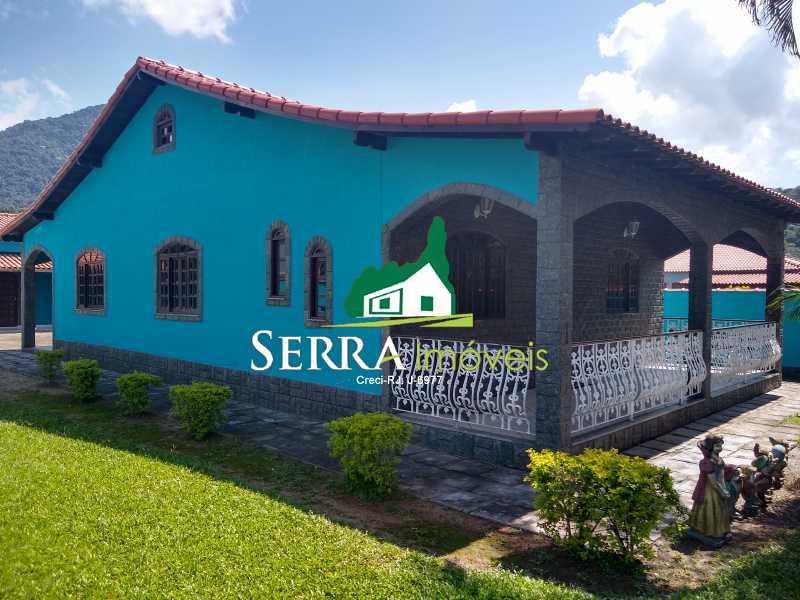 SERRA IMÓVEIS - Casa em Condomínio 4 quartos à venda Cotia, Guapimirim - R$ 480.000 - SICN40025 - 1