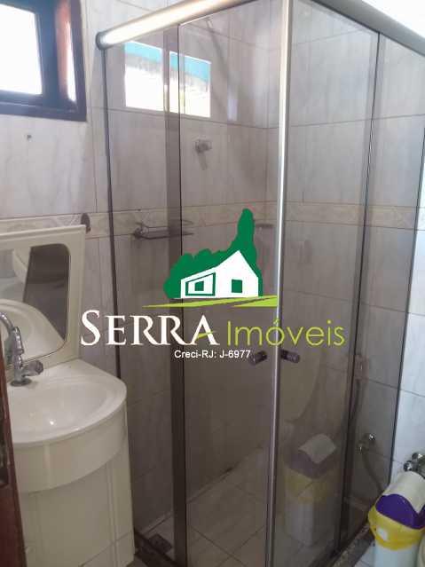 SERRA IMÓVEIS - Casa em Condomínio 4 quartos à venda Cotia, Guapimirim - R$ 480.000 - SICN40025 - 12
