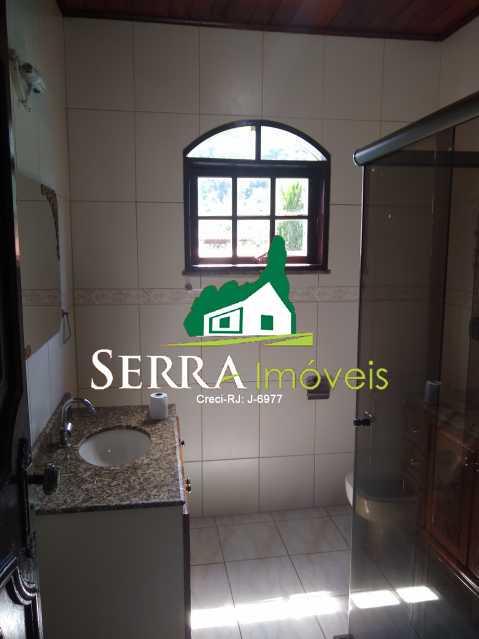 SERRA IMÓVEIS - Casa em Condomínio 4 quartos à venda Cotia, Guapimirim - R$ 480.000 - SICN40025 - 16