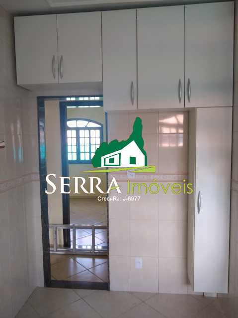 SERRA IMÓVEIS - Casa em Condomínio 4 quartos à venda Cotia, Guapimirim - R$ 480.000 - SICN40025 - 15