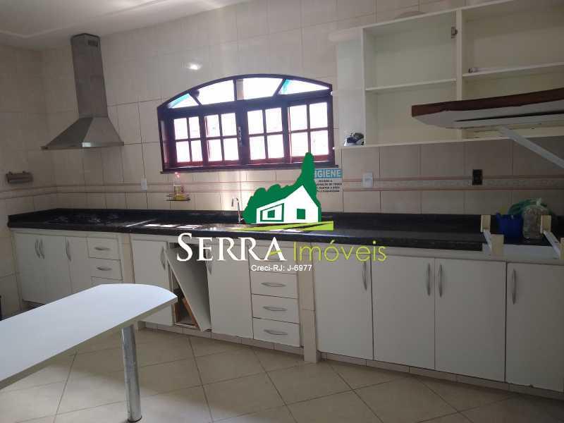 SERRA IMÓVEIS - Casa em Condomínio 4 quartos à venda Cotia, Guapimirim - R$ 480.000 - SICN40025 - 14