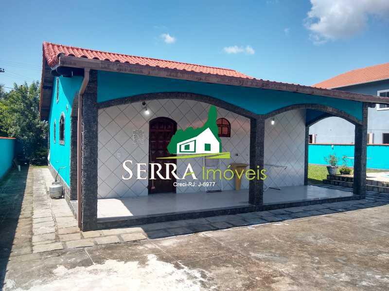 SERRA IMÓVEIS - Casa em Condomínio 4 quartos à venda Cotia, Guapimirim - R$ 480.000 - SICN40025 - 19