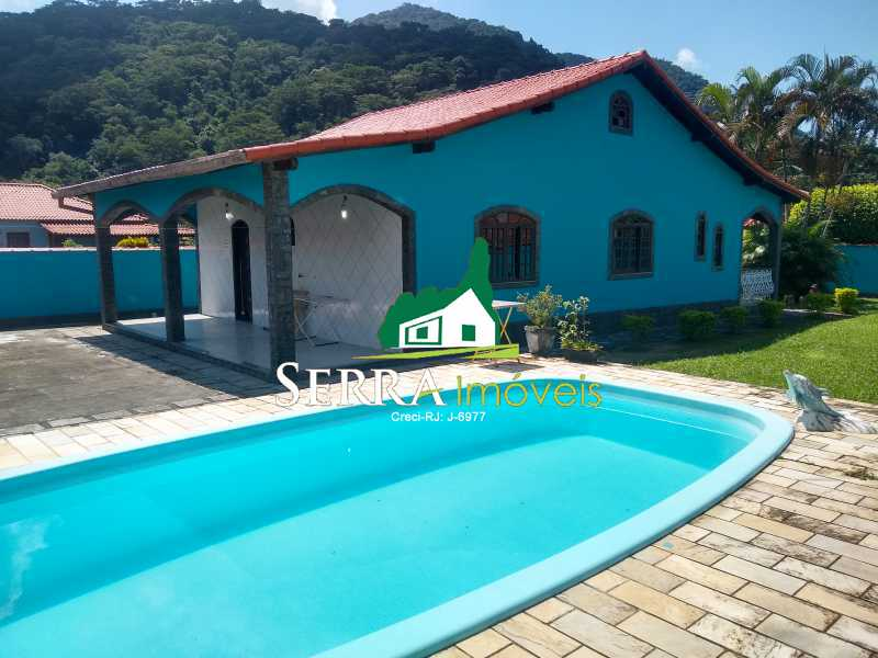 SERRA IMÓVEIS - Casa em Condomínio 4 quartos à venda Cotia, Guapimirim - R$ 480.000 - SICN40025 - 20