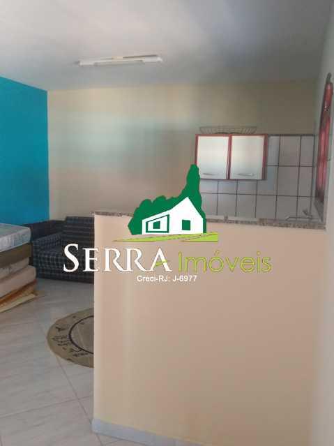 SERRA IMÓVEIS - Casa em Condomínio 4 quartos à venda Cotia, Guapimirim - R$ 480.000 - SICN40025 - 25
