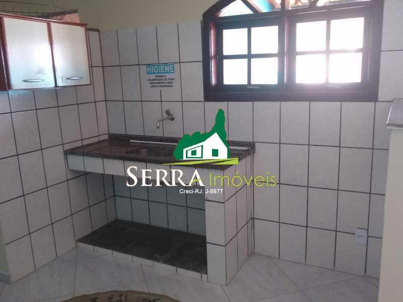 SERRA IMÓVEIS - Casa em Condomínio 4 quartos à venda Cotia, Guapimirim - R$ 480.000 - SICN40025 - 26