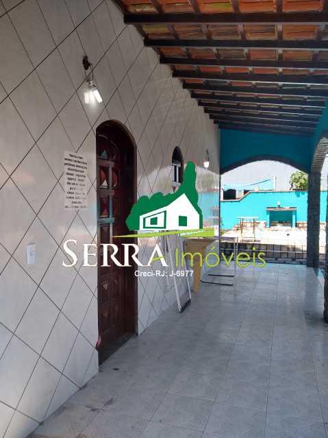 SERRA IMÓVEIS - Casa em Condomínio 4 quartos à venda Cotia, Guapimirim - R$ 480.000 - SICN40025 - 18