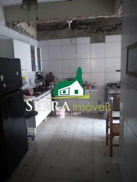 SERRA IMÓVEIS - Casa 4 quartos à venda Centro, Guapimirim - R$ 400.000 - SICA40013 - 8