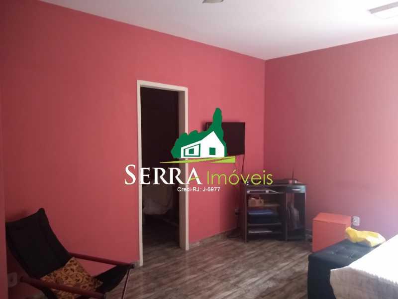 SERRA IMÓVEIS - Casa 4 quartos à venda Centro, Guapimirim - R$ 400.000 - SICA40013 - 15