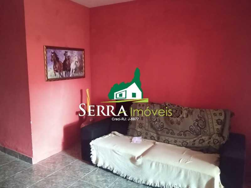 SERRA IMÓVEIS - Casa 4 quartos à venda Centro, Guapimirim - R$ 400.000 - SICA40013 - 5
