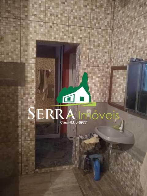 SERRA IMÓVEIS - Casa 4 quartos à venda Centro, Guapimirim - R$ 400.000 - SICA40013 - 18