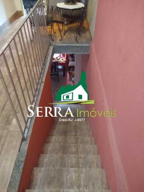 SERRA IMÓVEIS - Casa 4 quartos à venda Centro, Guapimirim - R$ 400.000 - SICA40013 - 10
