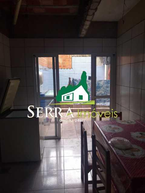 SERRA IMÓVEIS - Casa 4 quartos à venda Centro, Guapimirim - R$ 400.000 - SICA40013 - 9