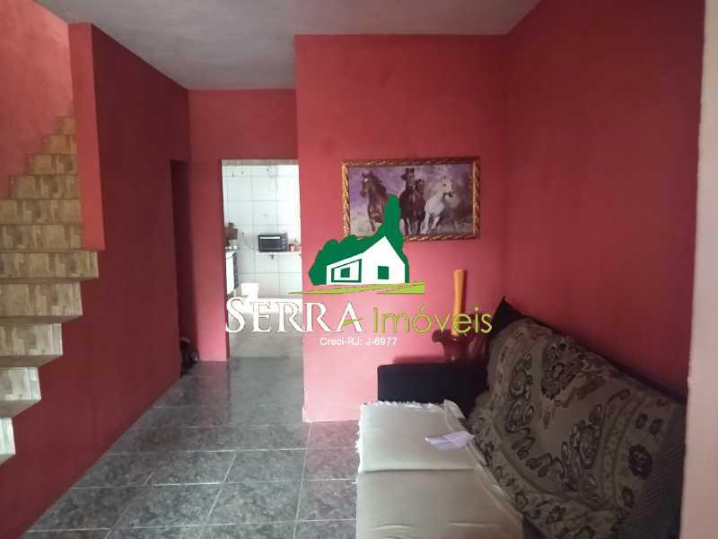 SERRA IMÓVEIS - Casa 4 quartos à venda Centro, Guapimirim - R$ 400.000 - SICA40013 - 4