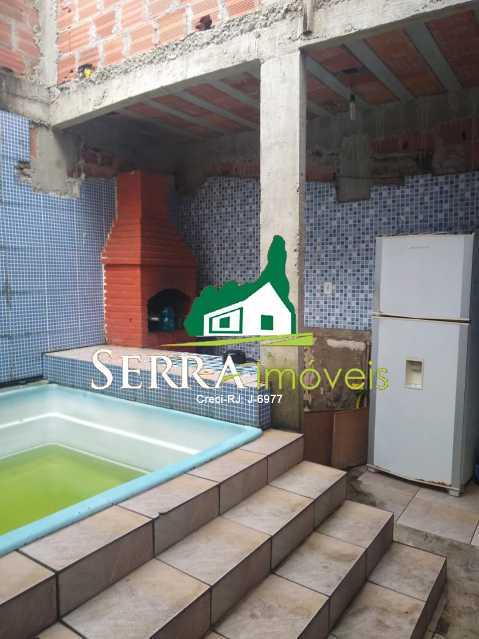 SERRA IMÓVEIS - Casa 4 quartos à venda Centro, Guapimirim - R$ 400.000 - SICA40013 - 20