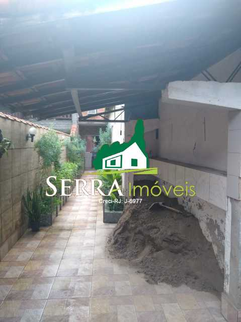 SERRA IMÓVEIS - Casa 4 quartos à venda Centro, Guapimirim - R$ 400.000 - SICA40013 - 22