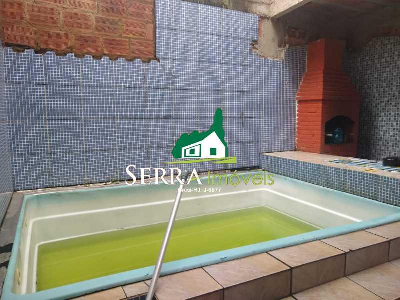 SERRA IMÓVEIS - Casa 4 quartos à venda Centro, Guapimirim - R$ 400.000 - SICA40013 - 21
