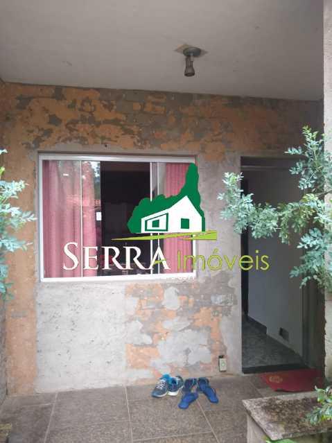 SERRA IMÓVEIS - Casa 4 quartos à venda Centro, Guapimirim - R$ 400.000 - SICA40013 - 3
