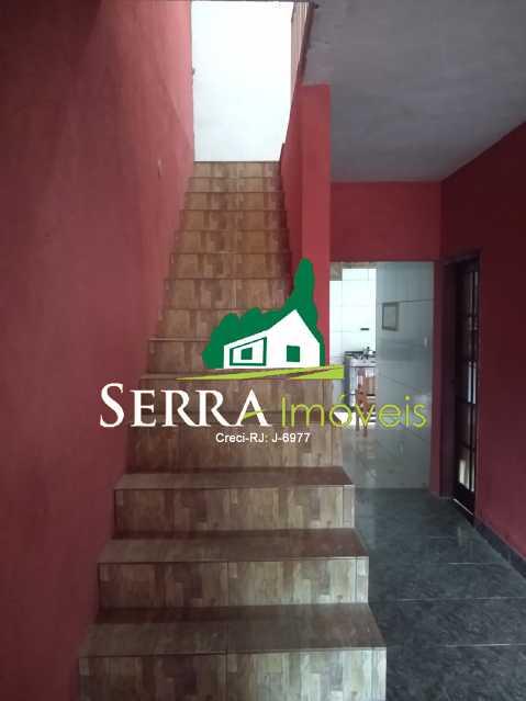 SERRA IMÓVEIS - Casa 4 quartos à venda Centro, Guapimirim - R$ 400.000 - SICA40013 - 11
