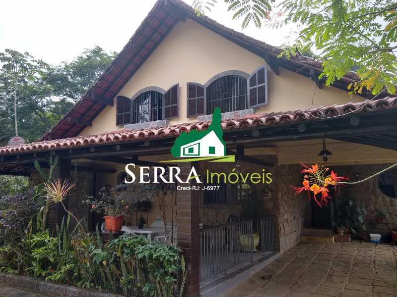 SERRA IMÓVEIS - Casa em Condomínio 4 quartos à venda Limoeiro, Guapimirim - R$ 650.000 - SICN40026 - 4