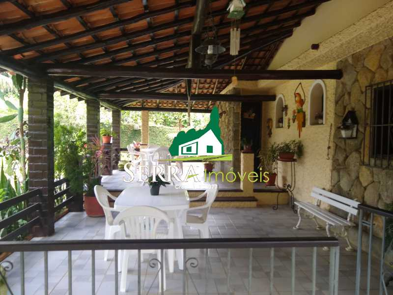 SERRA IMÓVEIS - Casa em Condomínio 4 quartos à venda Limoeiro, Guapimirim - R$ 650.000 - SICN40026 - 5
