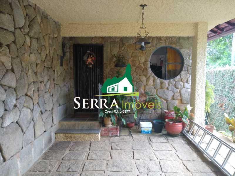 SERRA IMÓVEIS - Casa em Condomínio 4 quartos à venda Limoeiro, Guapimirim - R$ 650.000 - SICN40026 - 6