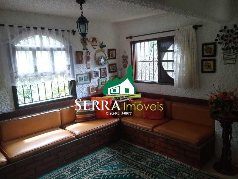SERRA IMÓVEIS - Casa em Condomínio 4 quartos à venda Limoeiro, Guapimirim - R$ 650.000 - SICN40026 - 7