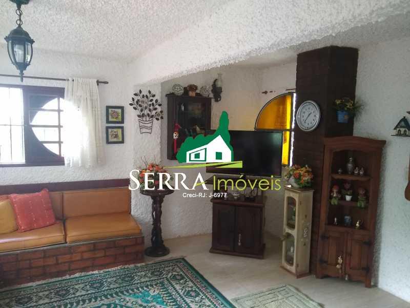 SERRA IMÓVEIS - Casa em Condomínio 4 quartos à venda Limoeiro, Guapimirim - R$ 650.000 - SICN40026 - 8