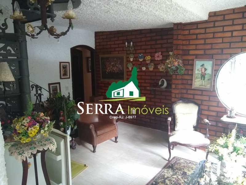 SERRA IMÓVEIS - Casa em Condomínio 4 quartos à venda Limoeiro, Guapimirim - R$ 650.000 - SICN40026 - 9