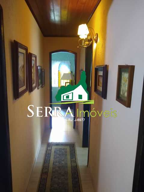 SERRA IMÓVEIS - Casa em Condomínio 4 quartos à venda Limoeiro, Guapimirim - R$ 650.000 - SICN40026 - 10