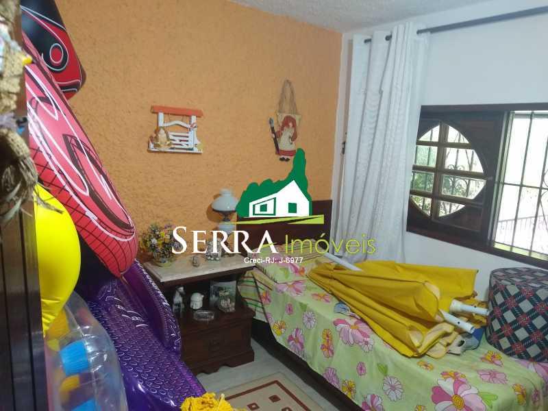SERRA IMÓVEIS - Casa em Condomínio 4 quartos à venda Limoeiro, Guapimirim - R$ 650.000 - SICN40026 - 11