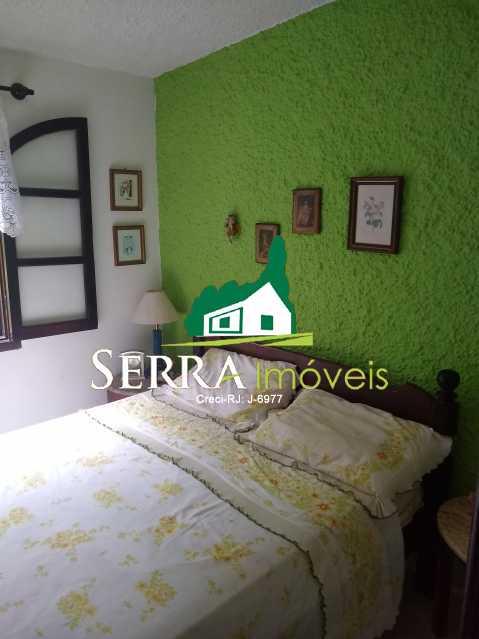 SERRA IMÓVEIS - Casa em Condomínio 4 quartos à venda Limoeiro, Guapimirim - R$ 650.000 - SICN40026 - 12