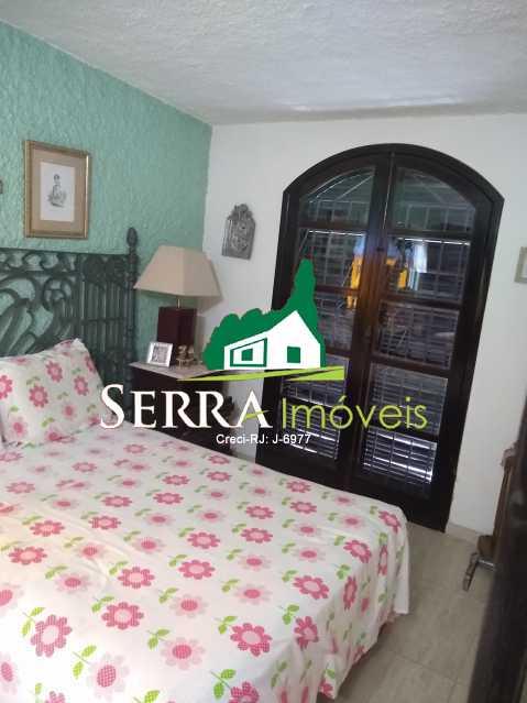 SERRA IMÓVEIS - Casa em Condomínio 4 quartos à venda Limoeiro, Guapimirim - R$ 650.000 - SICN40026 - 13